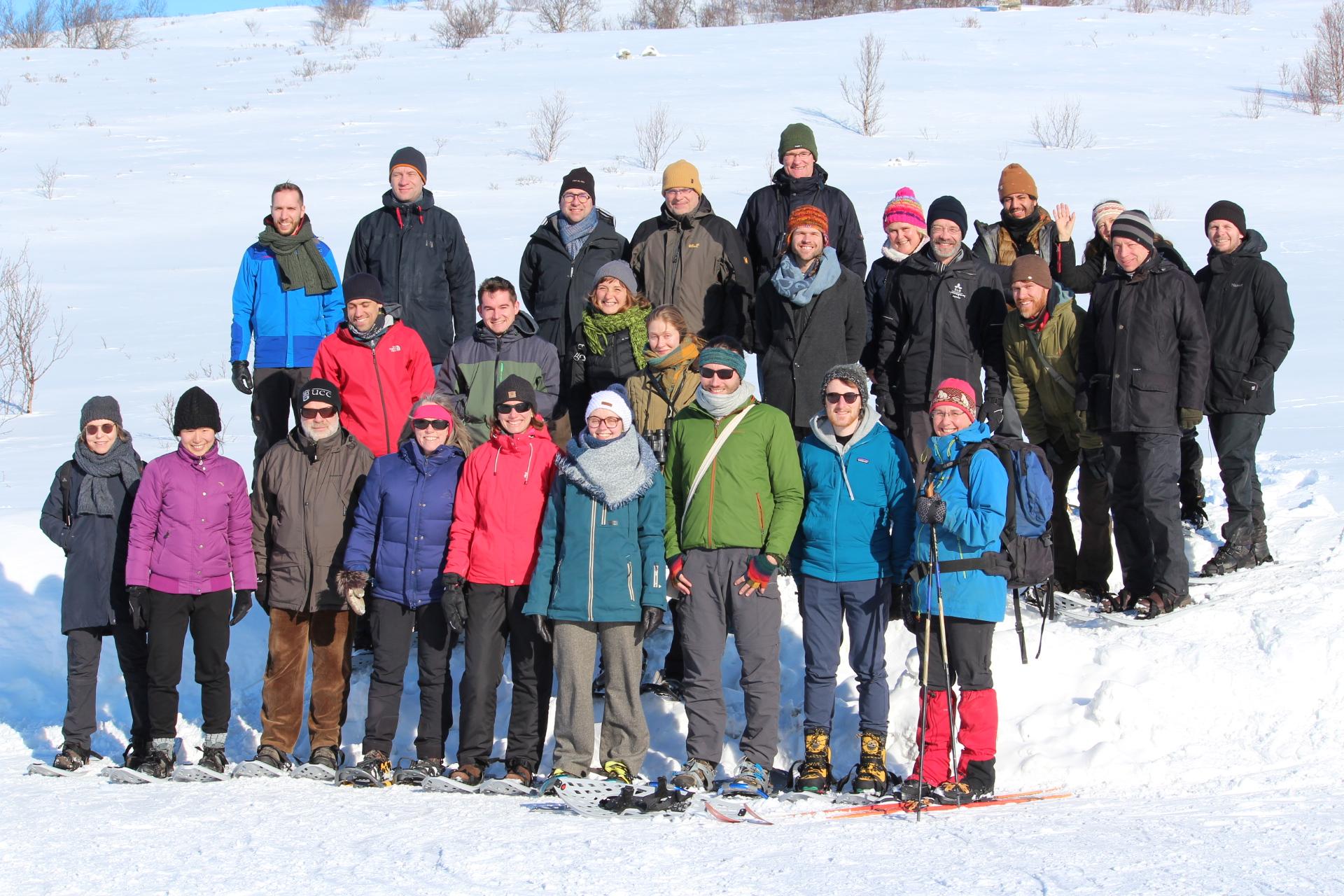 FLEUR group photo